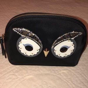 Kate Spade Cosmetic Bag ♠️ 🦉